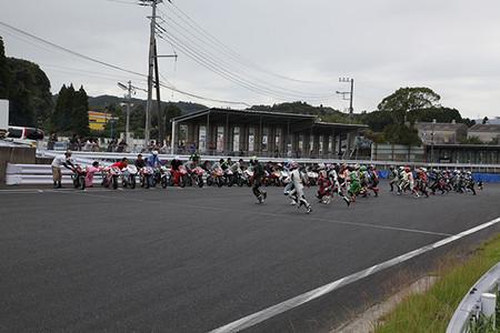 Mobara_endurance_race_start